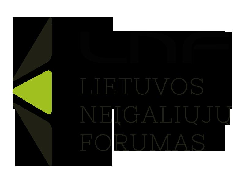 LNF logotipas
